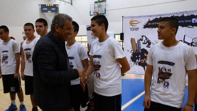 כדורסל למען הקהילה