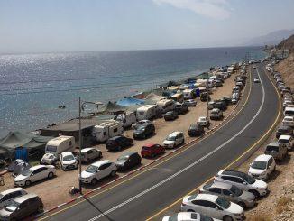 בפסח הקרוב תיהנו מרצועת חוף פנויה בחוף הדרומי של אילת
