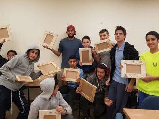 קידום קיימות בבתי הספר באילת באמצעות קורס נגרות