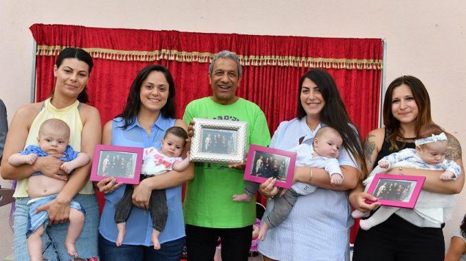 מאות תינוקות אילתים התקבלו לקהילה
