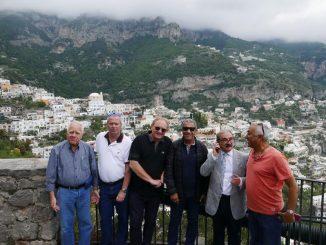 אילת חתמה ברית ערים תאומות עם סורנטו עיר התיירות המובילה באירופה