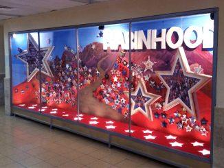 תיכון רבין אילת מציג: שדרת כוכבים RABINHOOD