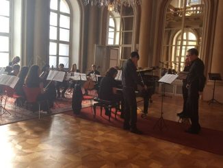 מדליית זהב בתחרות ברטיסלבה לתזמורת הקאמרית של המרכז למוסיקה הים האדום