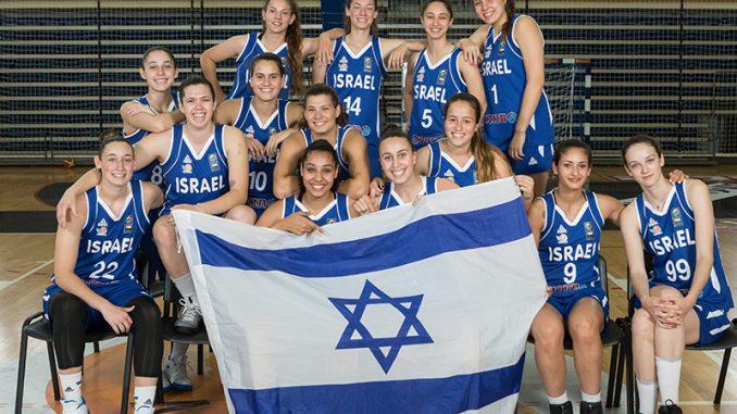 ישראל ועוד 11: אליפות אירופה לנשים עד גיל 20 מגיעה לאילת