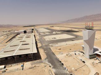 """תומכים בפתיחת שדה התעופה החדש ע""""ש """"רמון"""" צפונית לאילת"""